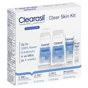 Facial Stayclear daily