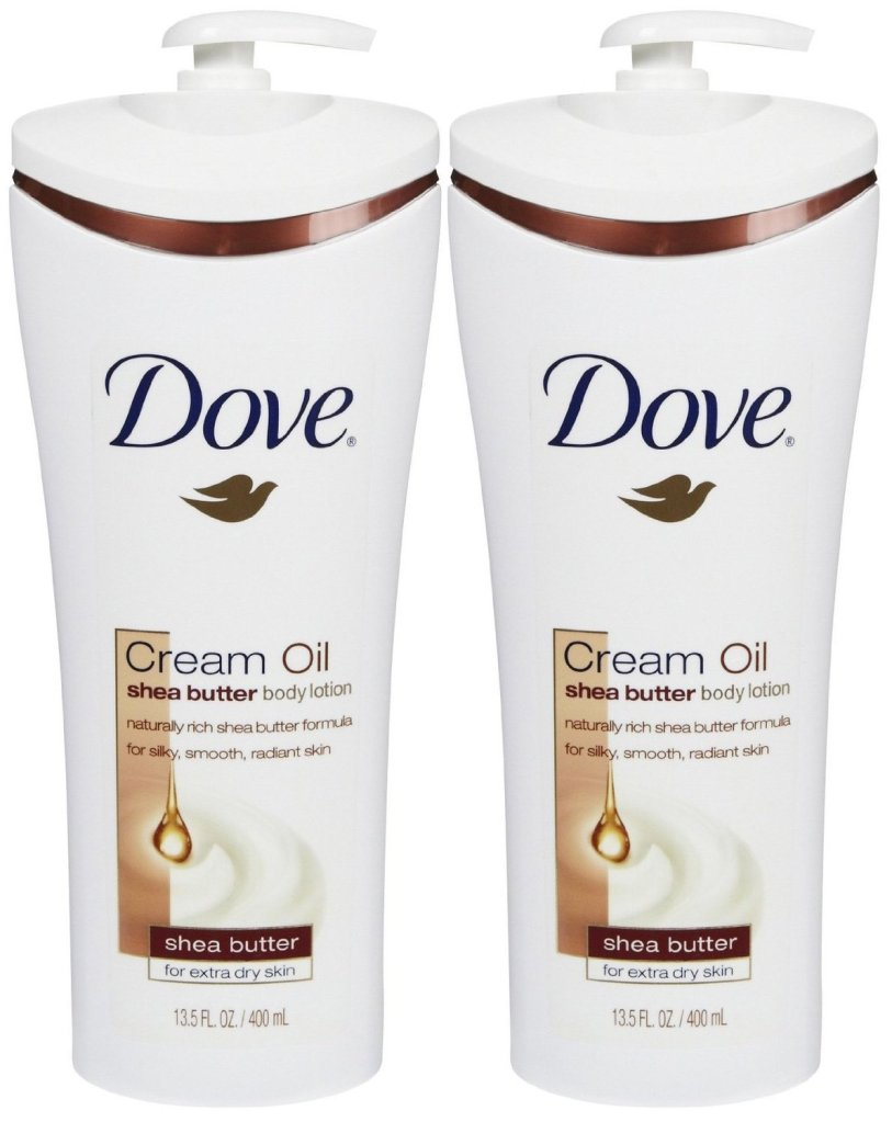Cream Oil Shea Butter Body Lotion For Extra Dry Skin Beautypedia