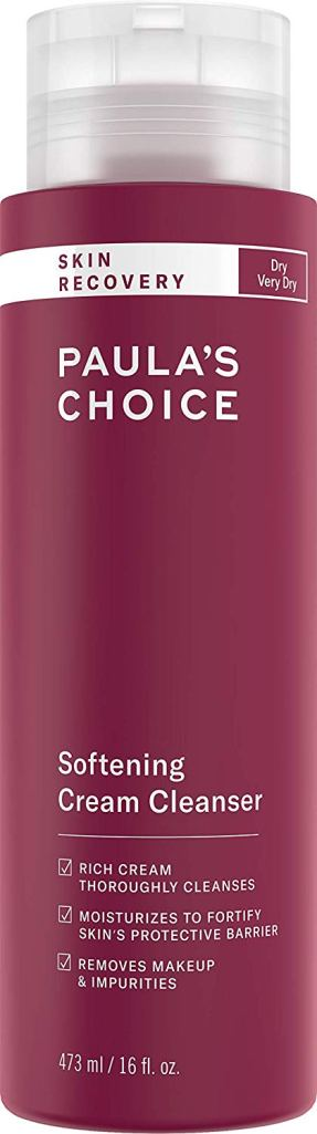 Paula's Choice Skincare SKIN RECOVERY Softening Cream Cleanser