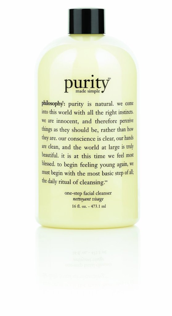 Purity Made Simple 3 In 1 Cleanser For