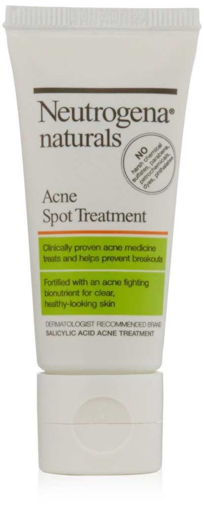 Naturals Acne Spot Treatment Beautypedia
