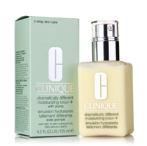 clinique dramatically different moisturizer