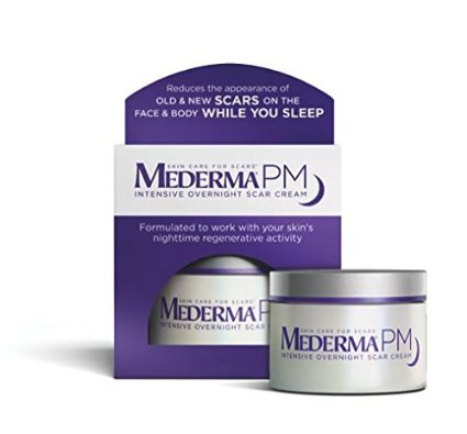 Mederma Pm Intensive Overnight Scar Cream Beautypedia
