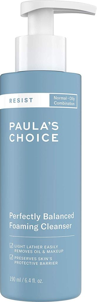 Paula's Choice Skincare RESIST Perfectly Balanced Foaming Cleanser
