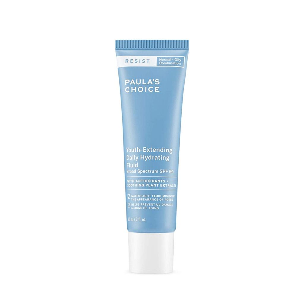 Paula's Choice Skincare RESIST Youth-Extending Daily Hydrating Fluid Broad Spectrum SPF 50