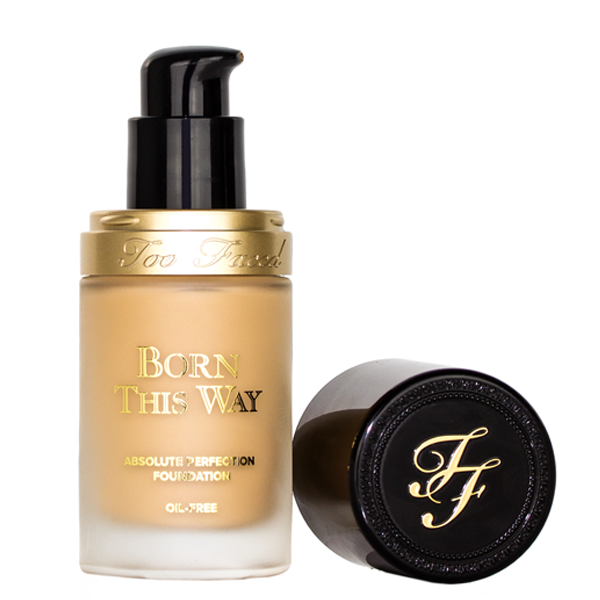 2 faced foundation born this way