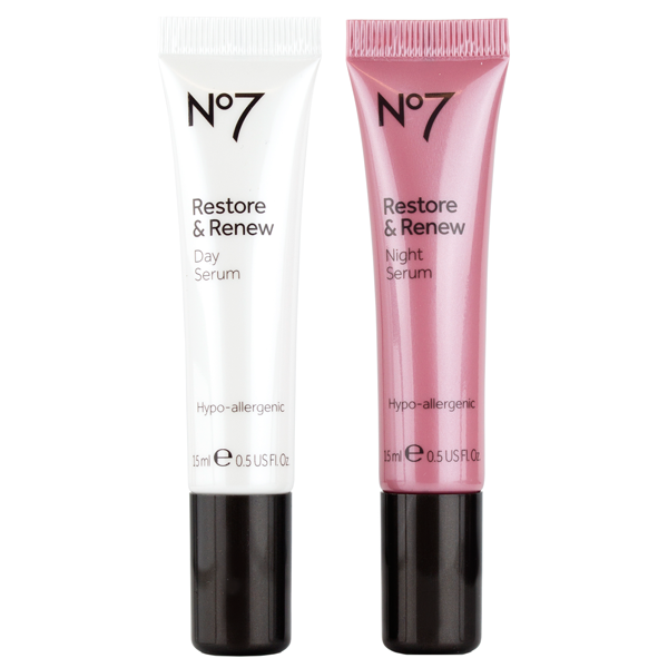 No7 Restore Renew Day Night Serum Beautypedia