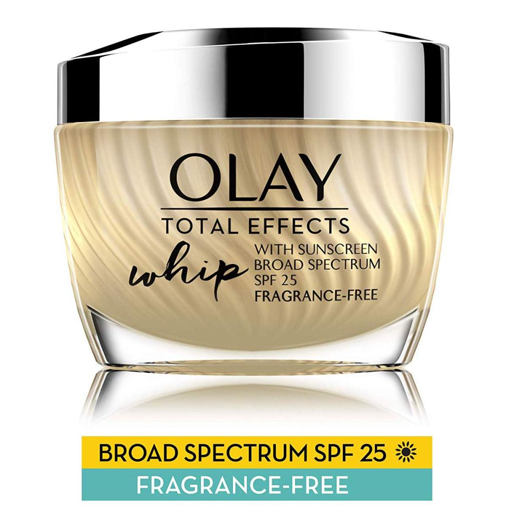 Olay Total Effects Whip Face Moisturizer SPF 25