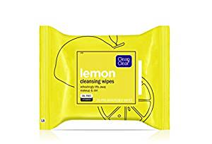 Clean and Clear Lemon Cleansing Wipes