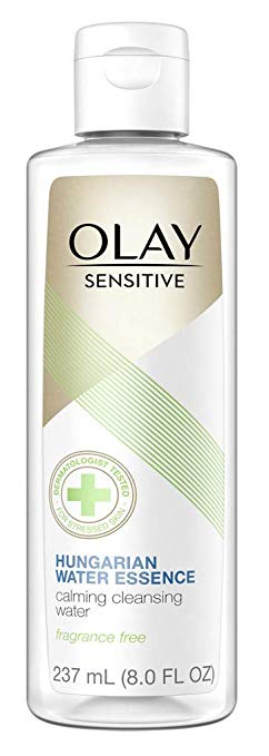Olay Sensitive Hungarian Water Essence Calming Cleansing Water