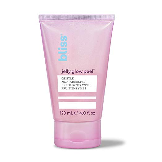 Bliss Jelly Glow Peel Non-Abrasive Exfoliator with Fruit Enzymes