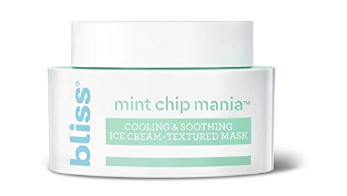 Bliss Mint Chip Mania Cooling Soothing Mask