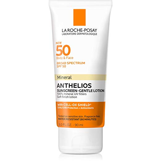 La Roche Posay Anthelios Sunscreen Gentle Lotion Broad Spectrum SPF 50