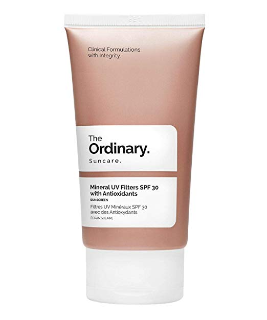 The Ordinary Mineral UV Filter SPF 30 with Antioxidants
