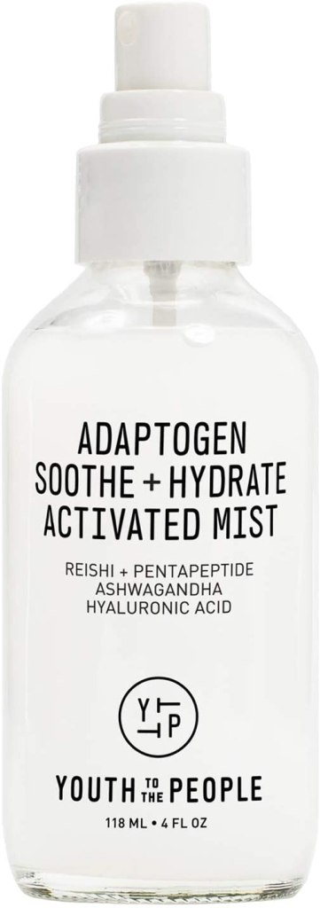 Youth to the People Adaptogen Soothe and Hydrate Activated Mist