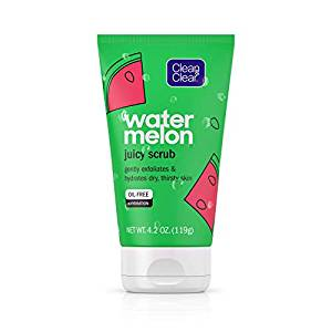 Clean and Clear Watermelon Juicy Scrub