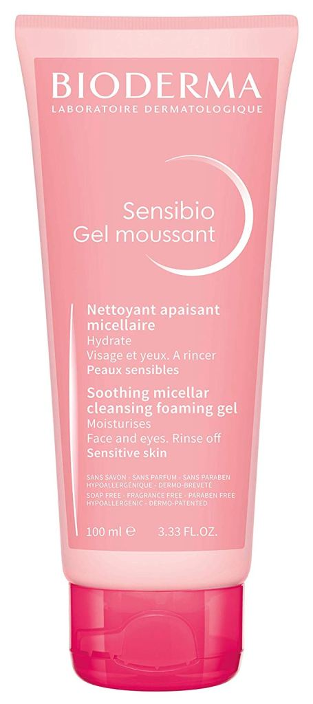 Bioderma Sensibio Soothing Micellar Cleansing Foaming Gel