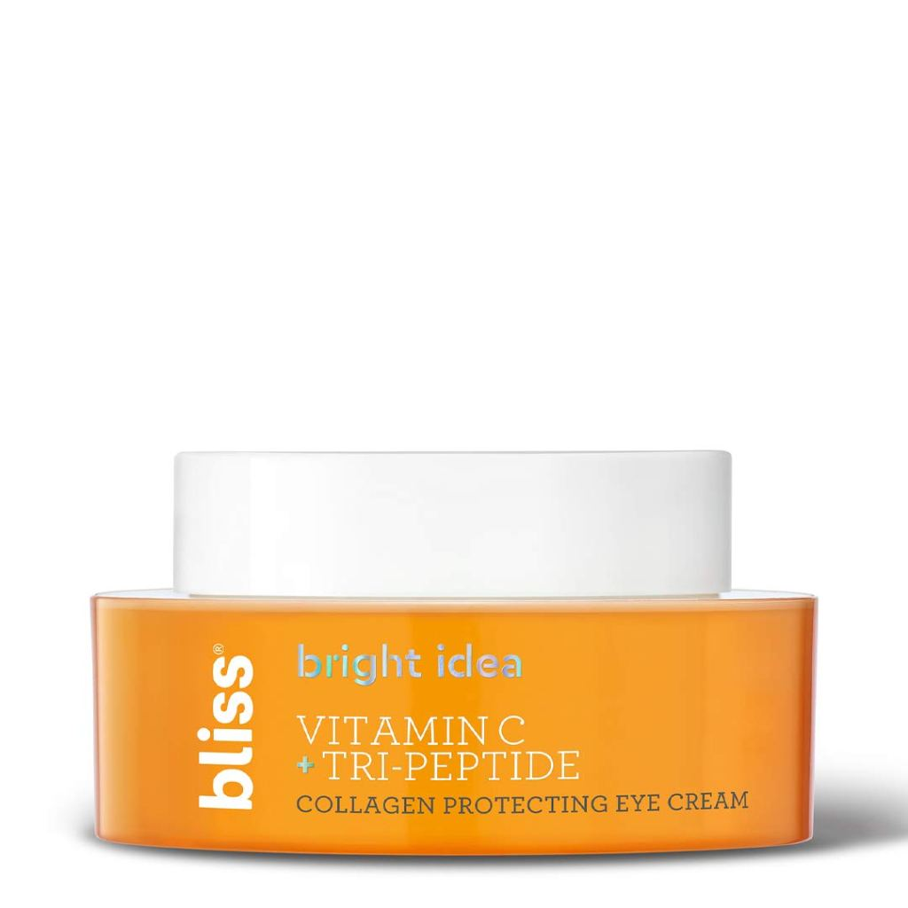 Bliss Bright Idea Vitamin C + Tri-Peptide Collagen-Protecting Eye Cream
