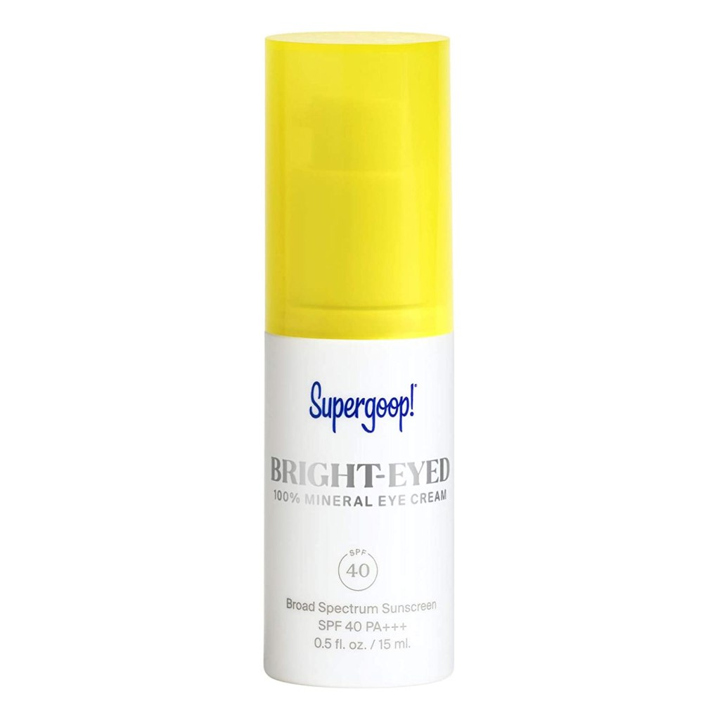 Supergoop! Bright-Eyed 100% Mineral Eye Cream SPF 40