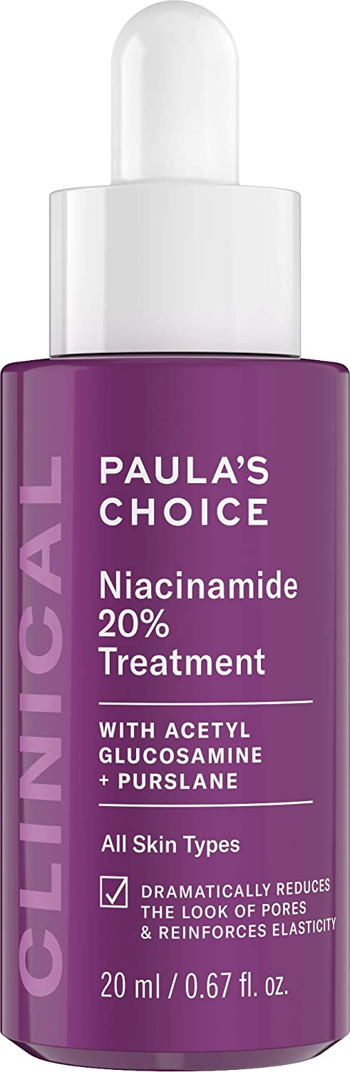 Paula's Choice Skincare CLINICAL 20% Niacinamide Treatment