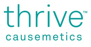 Thrive Causemetics Brand Logo