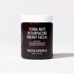 Youth to the People-Yerba Mate Resurfacing Energy Facial Microdermabrasion Mask