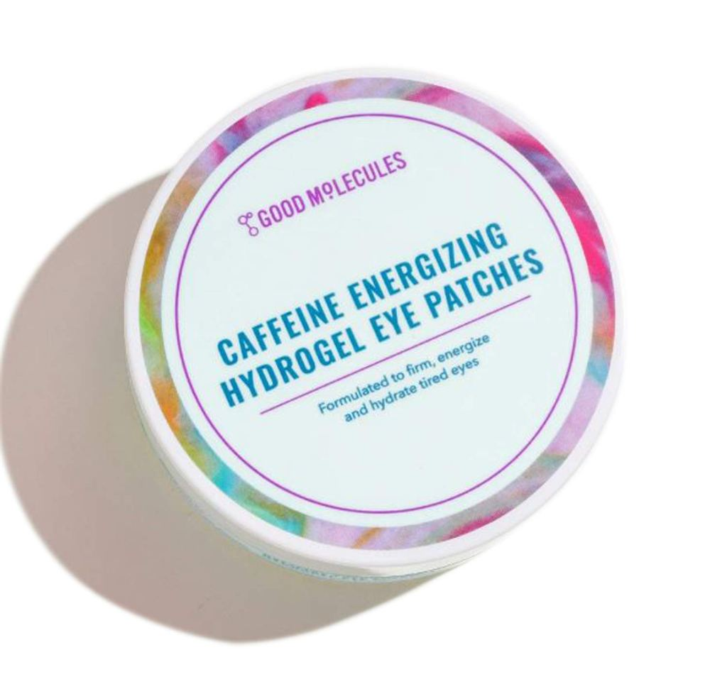 Good Molecules Caffeine Energizing Hydrogel Eye Patches