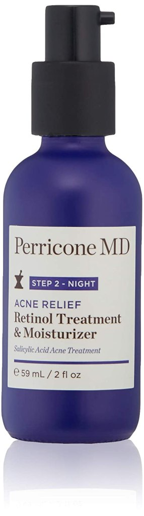 Perricone ACNE RELIEF Retinol Treatment & Moisturizer