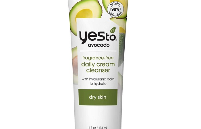 Yes to Avocado Fragrance Free Daily Cleanser